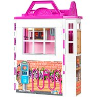 Barbie Restaurant with Doll Game Set - Doll