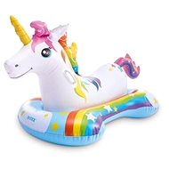 Inflatable Unicorn with Handles 163 x 86cm - Inflatable Water Mattress