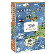 LONDJI Great Continents Puzzle - Puzzle