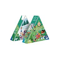 Reversible in the Mountains in Summer and Winter - Puzzle