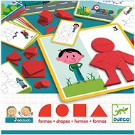 Game Shapes - Board Game