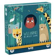 LONDJI Pexeso - Forest Animals - Memory Game