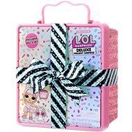 L.O.L. Surprise! Deluxe Party Gift - Pink - Doll