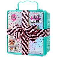 L.O.L. Surprise! Deluxe Party Gift - Turquoise - Doll