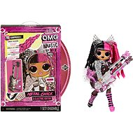 L.O.L. Surprise! OMG ReMix Rock Big Sis - Metal Chick with Electric Guitar - Doll