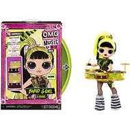 L.O.L. Surprise! OMG ReMix Rock Big Sis - Bhad Gurl with Drums - Doll