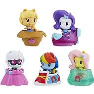 My Little Pony, Cutie Mark, Big Pack Party Style - Figures