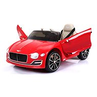 Bentley EXP 12 Prototype Red Lacquered