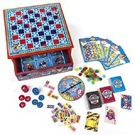 Paw Patrol - 7 classic games - Board game
