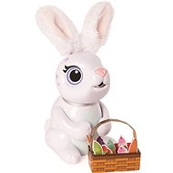 Zoomer Hungry White Rabbit - Interactive Toy