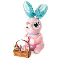Zoomer Hungry Bunny Pink