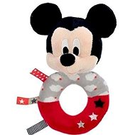 Baby Rattle Mickey Mouse