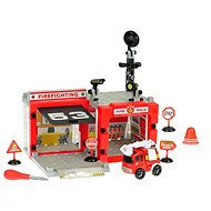 Fire Station with Accessories - Play set