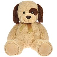 Plush Dog with a Bow - Plush Toy