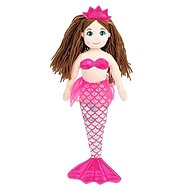 Mermaid Brown Plush Toy - Plush Toy