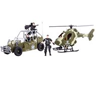 Helicopter and Quad