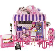 Doll and Pastry Shop - playing kit