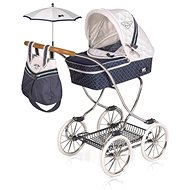 DeCuevas 80237 Stroller for dolls with parasol and accessories TOP Collection 2020 - Doll Stroller