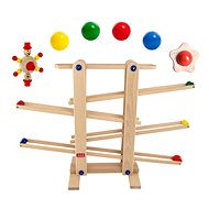 Trihorse ball track maxi - Wooden Toy