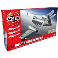 Classic Kit aircraft A09184 - Gloster Meteor F8, Korean War - Model Airplane