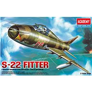 Model Kit Aircraft 12612 - S-22 Fitter - Model Airplane