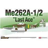 """Model Kit Aircraft 12542 - Me262A-1/2 """"Last Ace"""" LE: - Model Airplane"""