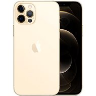 iPhone 12 Pro 128GB, Gold - Mobile Phone