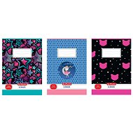 Herlitz 523 MIX for Girls, Lined - Notebook