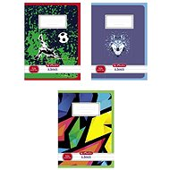 Herlitz 524 MIX for Boys, Lined - Notebook