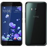 HTC U11 - Brilliant Black - Mobile Phone