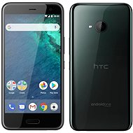 HTC U11 Life Brilliant Black - Mobile Phone
