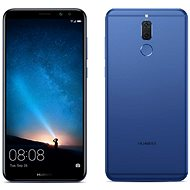 HUAWEI Mate 10 Lite Aurora Blue - Mobile Phone