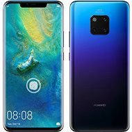 HUAWEI Mate 20 Pro Purple - Mobile Phone