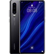 HUAWEI P30 Black - Mobile Phone