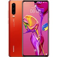 HUAWEI P30 gradient red
