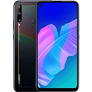 Huawei P40 Lite E, Black - Mobile Phone