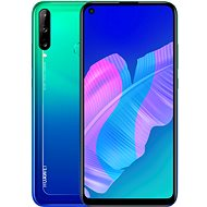 Huawei P40 Lite E, Blue - Mobile Phone