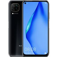 Huawei P40 Lite, Black - Mobile Phone