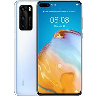 Huawei P40 white - Mobile Phone
