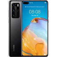 Huawei P40 black - Mobile Phone
