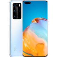 Huawei P40 Pro white - Mobile Phone