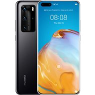 Huawei P40 Pro black - Mobile Phone