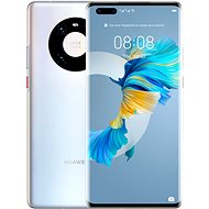 Huawei Mate 40 Pro Silver - Mobile Phone