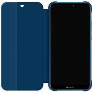 Huawei Original Folio Blue for the P20 Lite - Mobile Phone Case