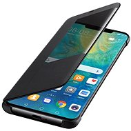 Huawei Original S-View Black for Mate 20 Pro (EU Blister) - Mobile Phone Case