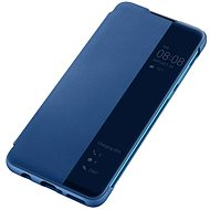 Huawei Original S-View Case Blue for P30 Lite - Mobile Phone Case
