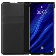 Huawei Original Wallet Case Black for P30 - Mobile Phone Case