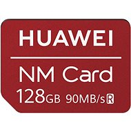 Huawei Original Nano Memory Card Red 128GB - Memory Card