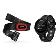Garmin Forerunner 735XT Run Bundle Black - Smartwatch