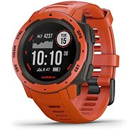 Garmin Instinct Red - Smartwatch